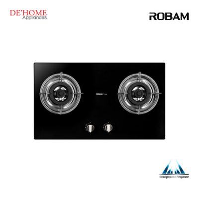 Robam Built-In 2 Burners Kitchen Gas Hob B716 001