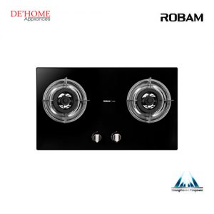 Robam Built-In 2 Burners Kitchen Gas Hob B716 01