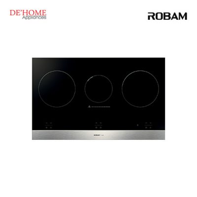 Robam Malaysia Built-In 3 Burners Electric Ceramic Hob W985 001