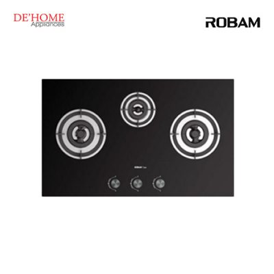 Robam Built-In 3 Burners Kitchen Gas Hob B396 001
