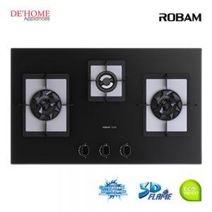Robam Built-In 3 Burners Kitchen Hob B394 01