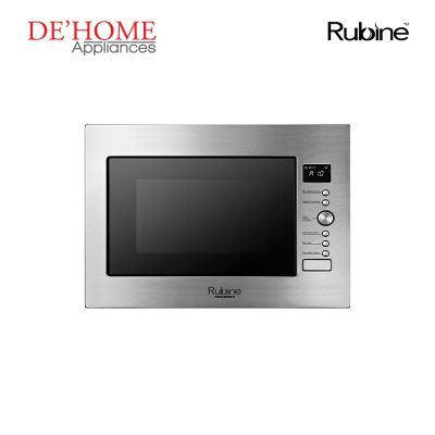 Rubine Kitchen Built-In Microwave Oven RMO-934SS-GD34 01
