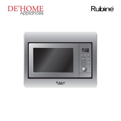 Rubine Kitchen Built-In Microwave Oven RMO-BIGBELLA2-GD28 01