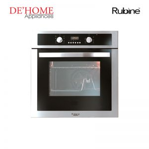 Rubine Kitchen Built-In Oven MBO-CASARENO-SS 01