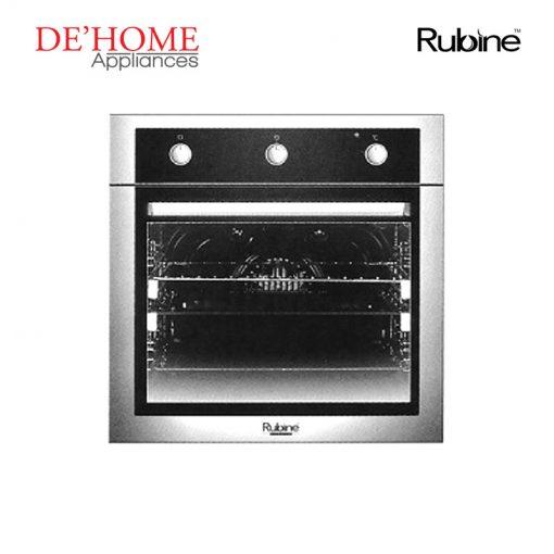 Rubine Kitchen Built-In Oven MBO-INOVA-SS 01