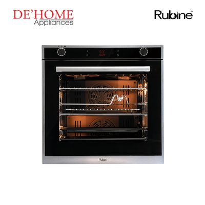 Rubine Kitchen Built In Oven Rbo Ia18 70ss