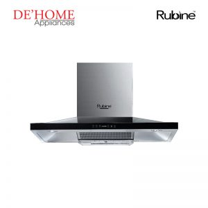 Rubine Kitchen Chimney Range Hood MCH-CAMINO-90SS 01