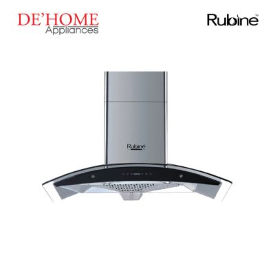 Rubine Kitchen Chimney Range Hood MCH-LAZIO-90SS 01