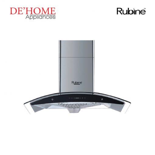 Rubine Kitchen Chimney Range Hood MCH-LAZIO-90SS 01