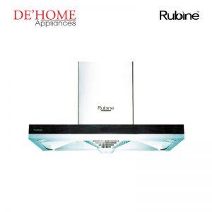 Rubine Kitchen Chimney Range Hood RCH-BOXLINE2-90SS 01