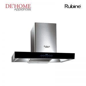 Rubine Kitchen Chimney Range Hood RCH-IA90D-GX 01