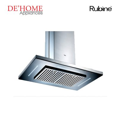 Rubine Kitchen Chimney Range Hood RCH-IA90IH-GX 01