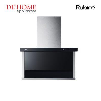 Rubine Kitchen Chimney Range Hood RCH-SIROCCO-BL 01