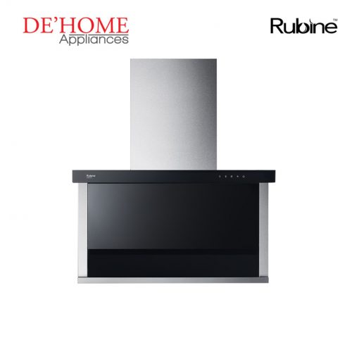 Rubine Kitchen Chimney Range Hood RCH-SIROCCO-BL 01