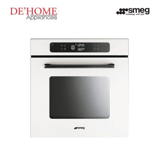Smeg Kitchen Built In Oven F610AB White 01