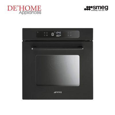 Smeg Kitchen Built In Oven F610AN Black 01