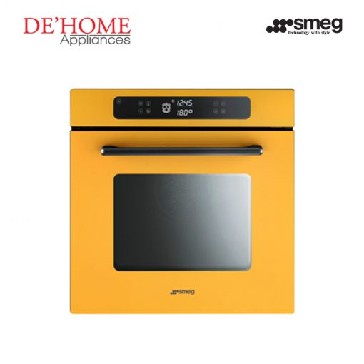 Smeg Kitchen Built In Oven FP610SG Yellow 01