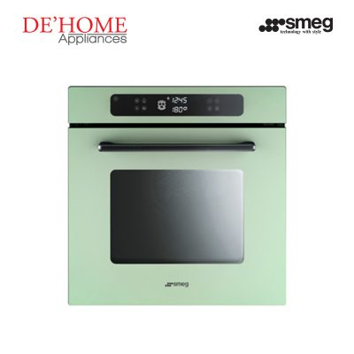 Smeg Kitchen Built In Oven FP610SV Green 01