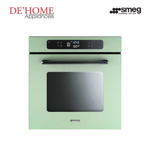 Smeg Kitchen Built In Oven FP610SV Green 01