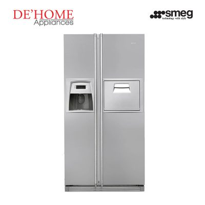 Smeg Kitchen Refrigerator Fridge FA162MX 01