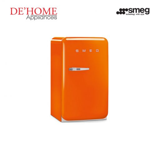 Smeg Kitchen Refrigerator Fridge FAB10RO Orange 02