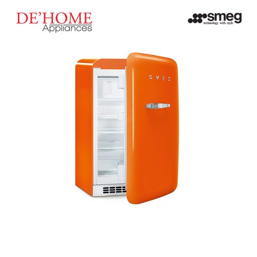 Smeg Kitchen Refrigerator Fridge FAB10RO Orange 03