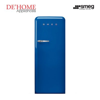 Smeg Kitchen Refrigerator Fridge FAB28RBL1 Blue 01