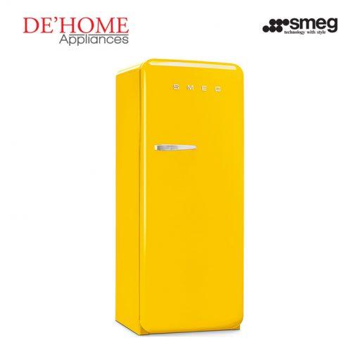 Smeg Kitchen Refrigerator Fridge FAB28RG1 Yellow 02