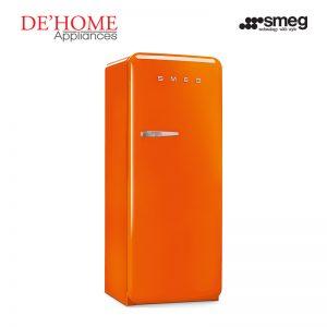 Smeg Kitchen Refrigerator Fridge FAB28RO1 Orange 02