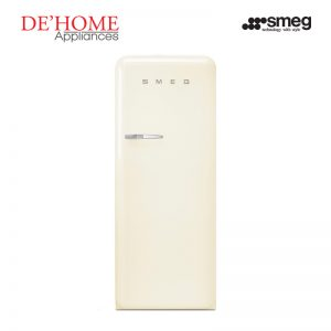 Smeg Kitchen Refrigerator Fridge FAB28RP1 Cream 01