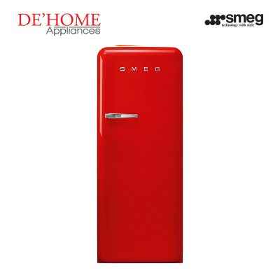 Smeg Kitchen Refrigerator Fridge FAB28RR1 Red 01