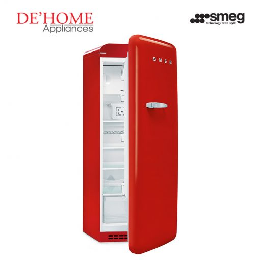 Smeg Kitchen Refrigerator Fridge FAB28RR1 Red 03