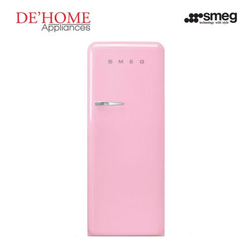 Smeg Kitchen Refrigerator Fridge FAB28RRO1 Pink 01