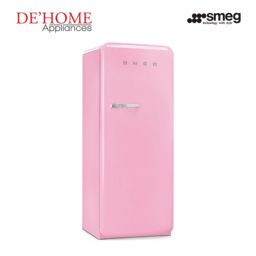 Smeg Kitchen Refrigerator Fridge FAB28RRO1 Pink 02