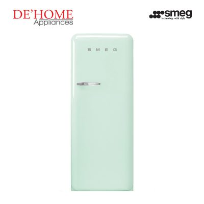 Smeg Kitchen Refrigerator Fridge FAB28RV1 Pastel Green 01
