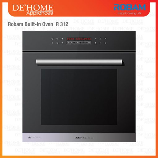 Robam Malaysia Built-In Oven R312 01